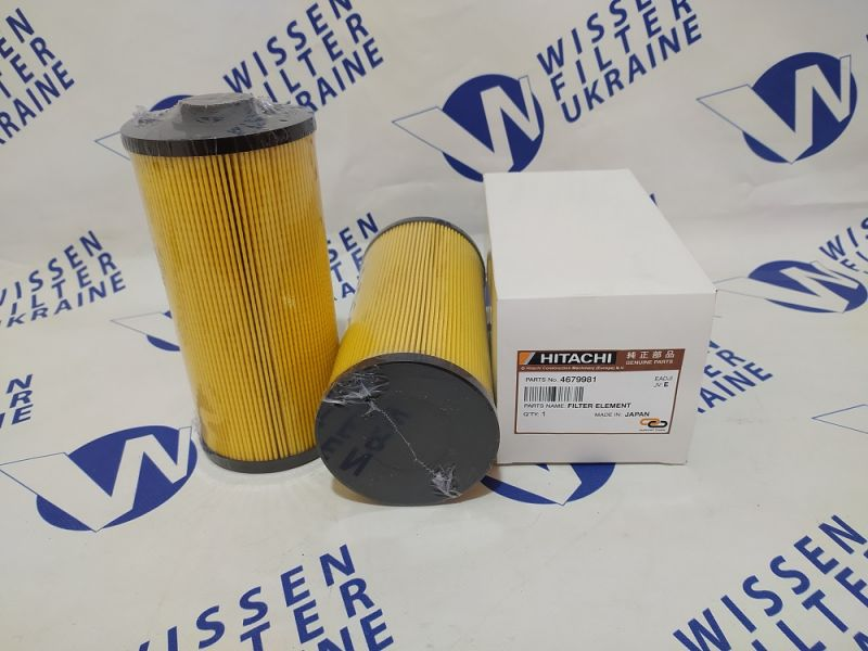 Фильтр топливный Hitachi 4679981>>4711160