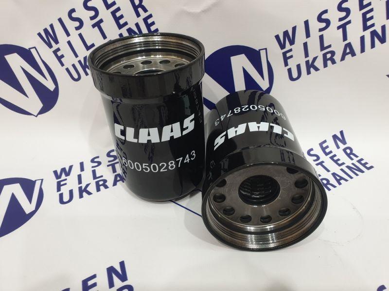 Фильтр масляный Claas 6005028743