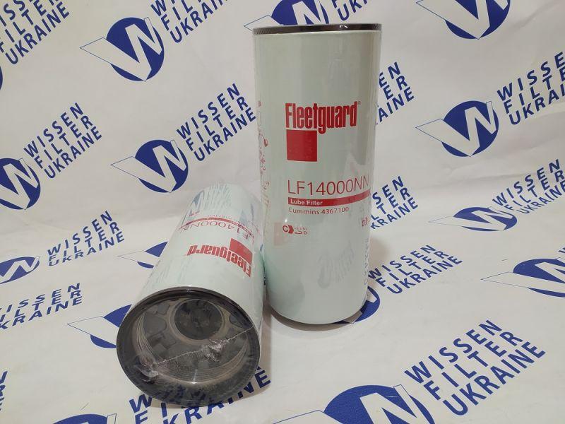 Фильтр масляный Fleetguard LF14000NN