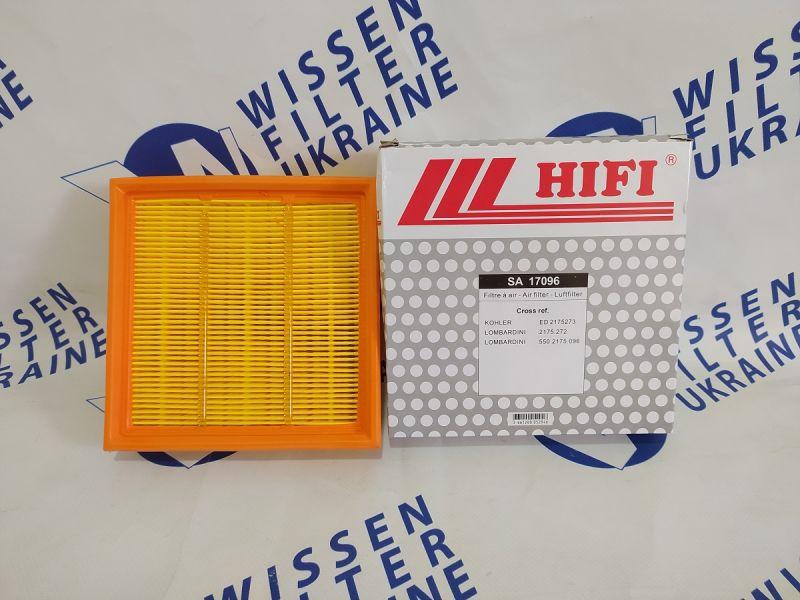 Воздушный фильтр HIFI SA17096