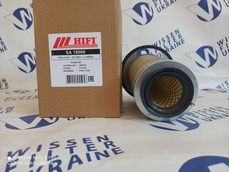 Фильтр воздушный HIFI SA18000
