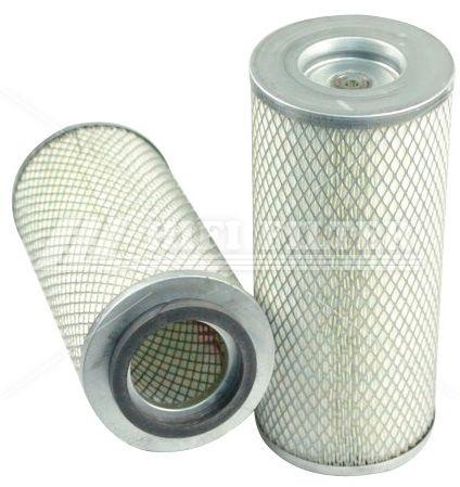 Фильтр воздушный HIFI SA18064