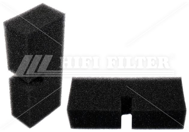 Фильтр салона HIFI SC50301