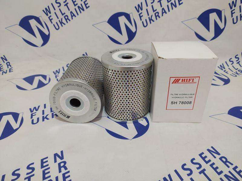Фильтр гидравлический HIFI SH78008